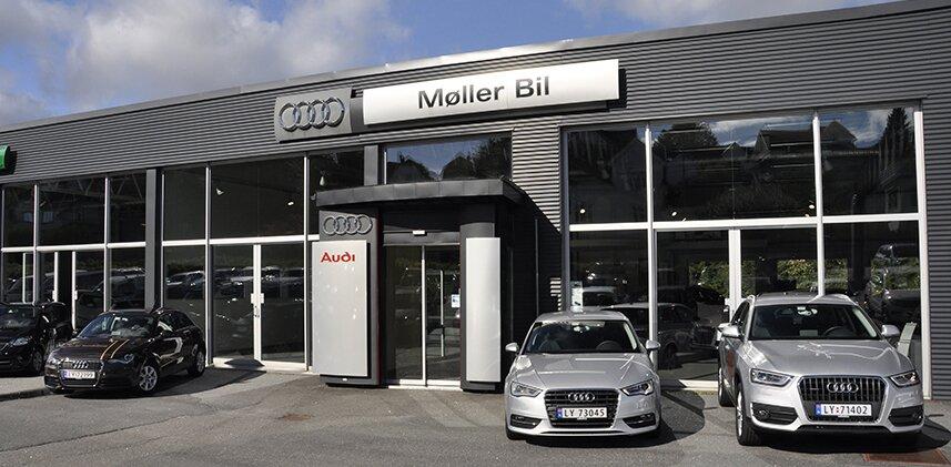 Møller bil leasing